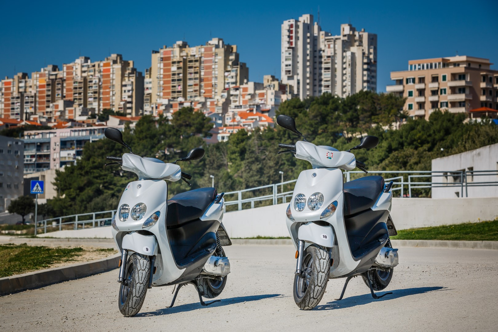 Rent A Scooter Adcenture Omis